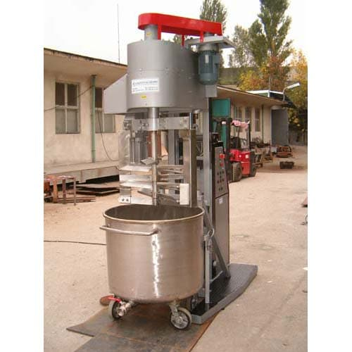 Plaster and parget mixer