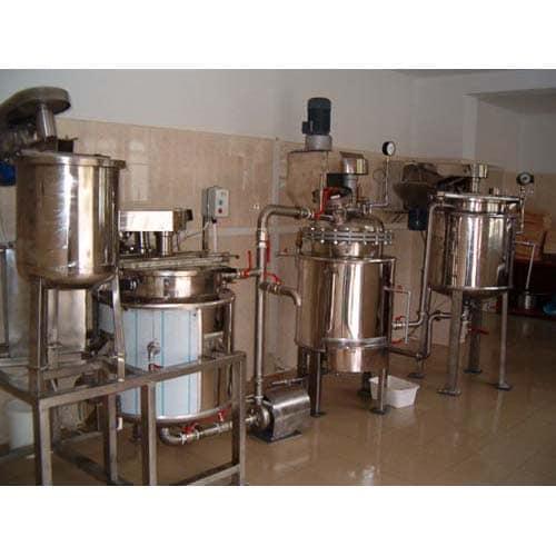 Инсталация за производство на локум