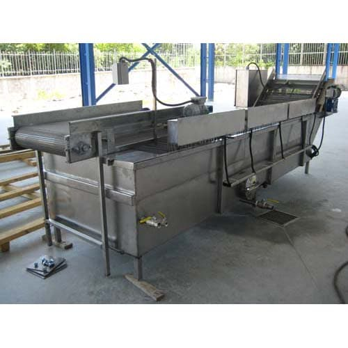 Belt-line frying tray