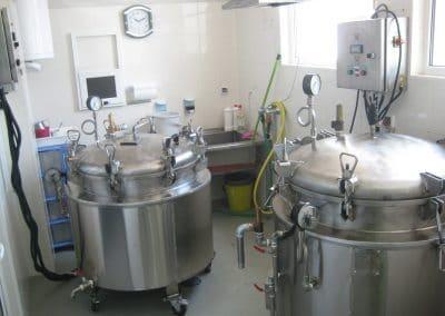 Автоклави за варене на месо (1)