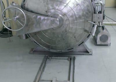 Автоклав хоризонтален за стерилизация с две колички (1)