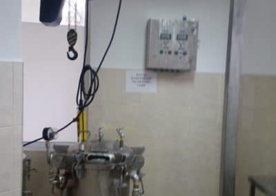 Автоклав 80 литра с телфер (1)