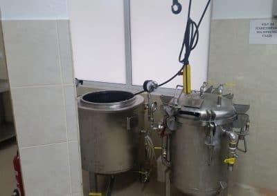 Автоклав 80 литра с телфер (2)