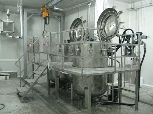 производство на автоклави