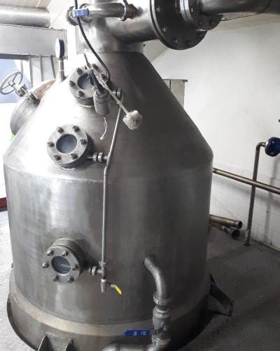 производство на съдове под налягане